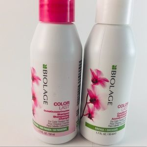NEW Biolage ColorLast Shampoo & Conditioner Set